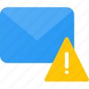 mail, email, alert, send icon
