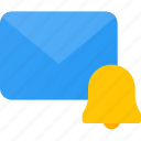 email, mail, notification, send icon