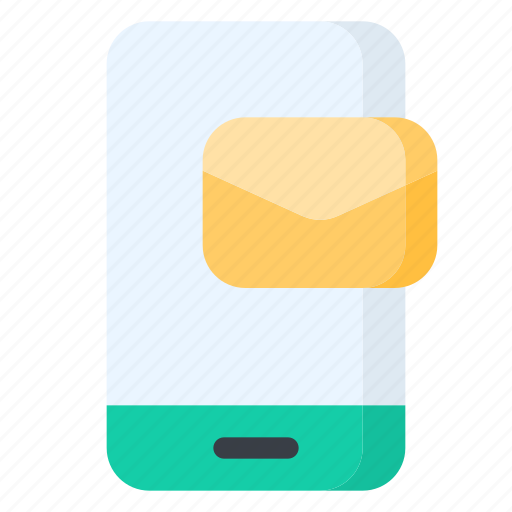 email, letter, mail, message, smartphone, sms icon