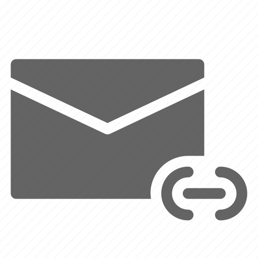 email, link, mail icon
