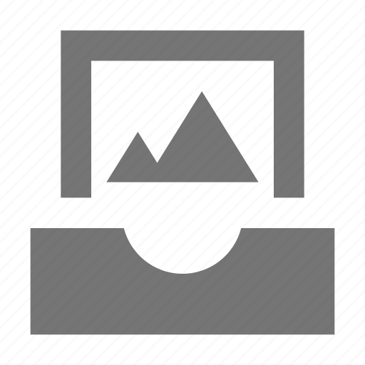 image, message, photo icon