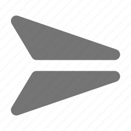 airplane, message, paperplane icon