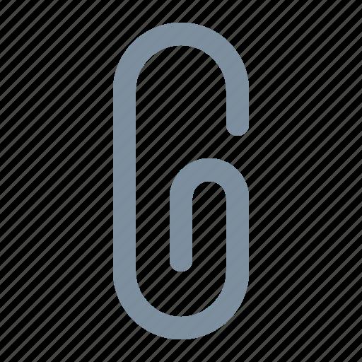 Add, attach, attachment, clip, paperclip icon - Download on Iconfinder