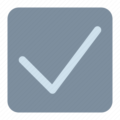 box, check, select, selection, tick icon