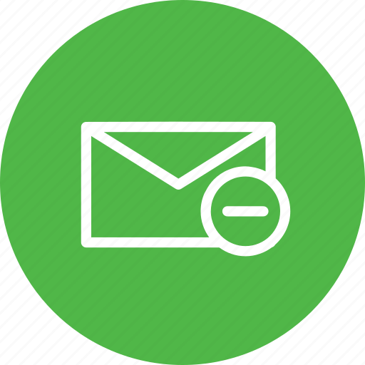denied, email, error, failed, mail, receive, send icon