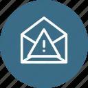 email, error, fail, failed, mail, receive, send