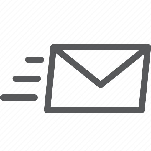 Email, send, envelope, letter, mail, message icon - Download on Iconfinder