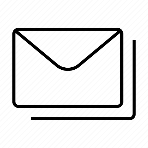 email, envelope, mail, open, stank, unreaded icon
