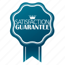 award, emblem, guarantee, guaranteed, satisfaction, satisfaction guarantee, warranty icon