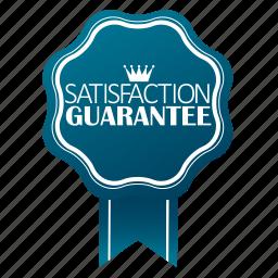 award, emblem, guarantee, guaranteed, satisfaction, satisfaction guarantee, warranty icon