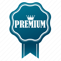 award, emblem, guarantee, guaranteed, premium, satisfaction, warranty icon