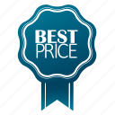 award, best, best price, emblem, guarantee, price, satisfaction icon