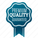 award, emblem, guarante, guaranteed, premium, quality, satisfaction icon