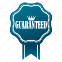 award, badge, emblem, guarantee, guaranteed, satisfaction, warranty icon
