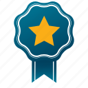 accept, approve, award, favorite, guarantee, satisfaction, star icon