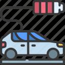 electric, car, eco, friendly, vehicle, transport, tech
