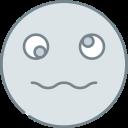 crazy, emoji, emotion, emotional, face icon