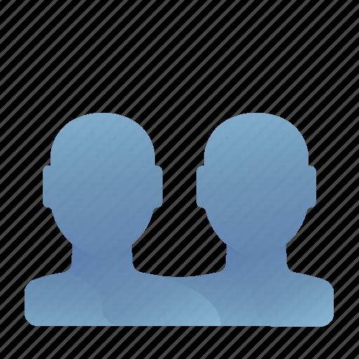 emoji, emoticon, group, smiley icon