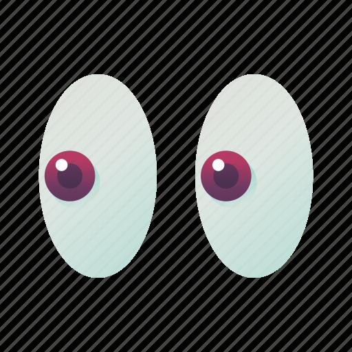 emoji, emoticon, eyes, smiley icon