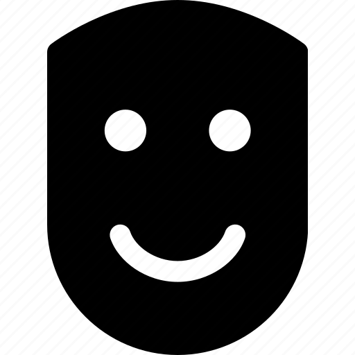 emotion, face, fun, happy, human, pleased, smile icon