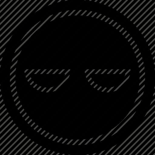 avatar, bored, face icon