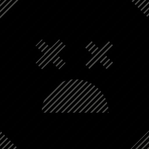 alive, dead, emojisvg, or icon