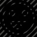emoji, emotion, happy icon