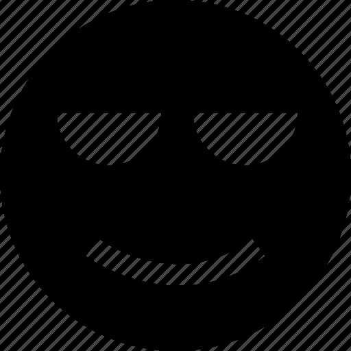 face, nice, smile icon