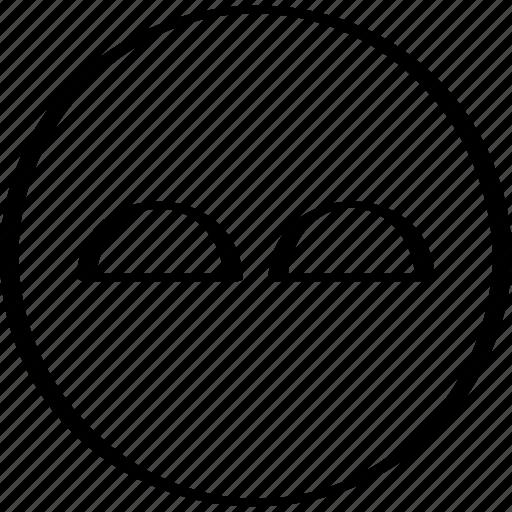 emoji, emotion, expression, giggle icon