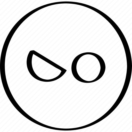 emoji, expression, face, wink icon