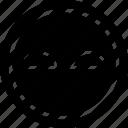 avatar, emoji, emotion, face, giggle icon