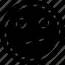 avatar, emoji, emotion, face, sad, sadness icon