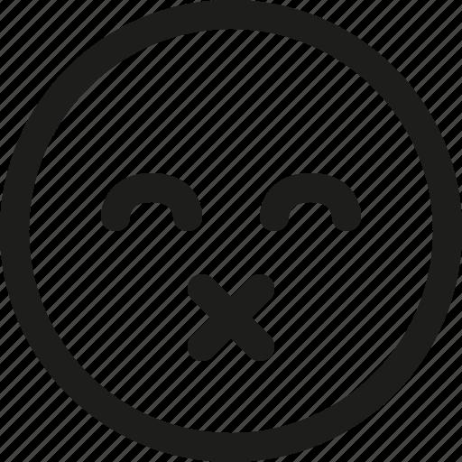 Emoji, emoticon, kiss, love, scalable, smiley, valentines icon - Download on Iconfinder