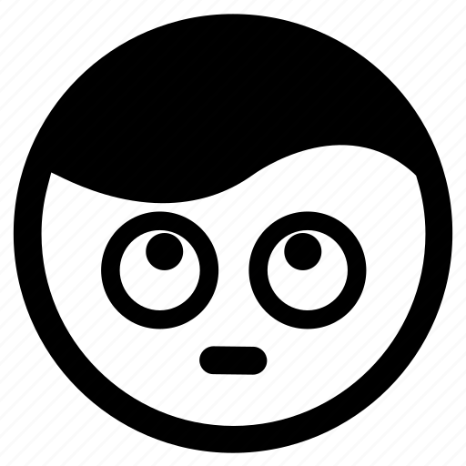 Emoji, expression, face, nerd, smiley, think, thinking icon - Download on Iconfinder