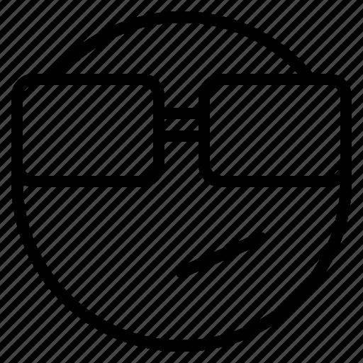 emoji, emoticon, emotion, face, pack, party icon
