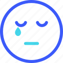 25px, cry, iconspace icon