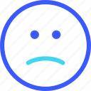 25px, iconspace, sad icon