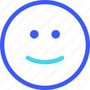25px, iconspace, smile icon