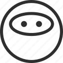 25px, iconspace, ninja icon