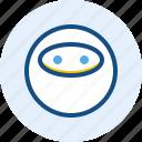 emoticon, expression, mood, ninja