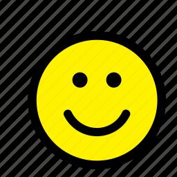 emoji, emoticon, face, people, person, smiley icon