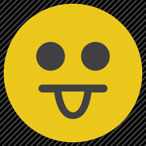 emoticon, joke, smiley icon