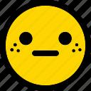surprised, emoticon, smiley, expression, emoji, face