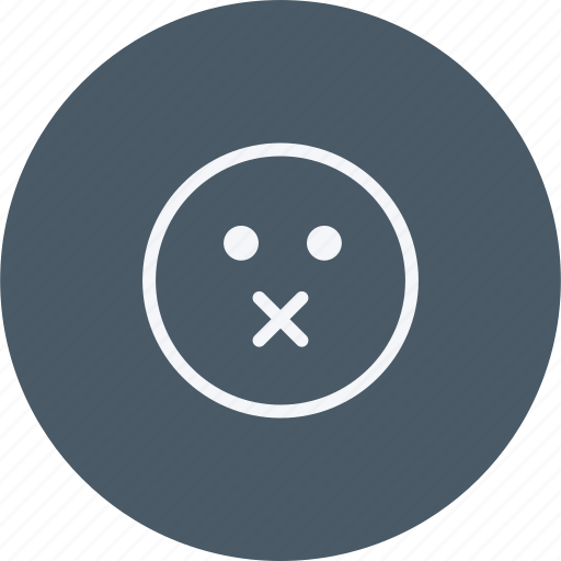 emoticons, emotion, expression, face, sign, smiley icon