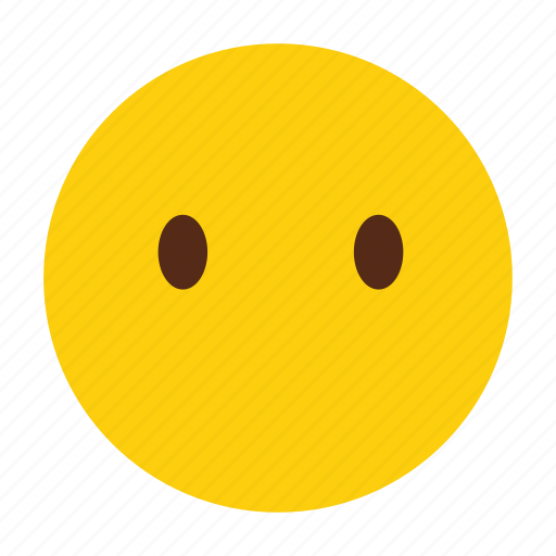 embarrassed, emoticons, mouth, no, shy, smiley icon