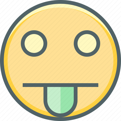 cheeky, emoji, emoticon, emotion, expression, smiley, tongue icon