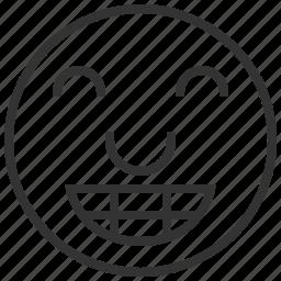 avatar, cheeky, emoji, emoticon, emotion, smiley icon