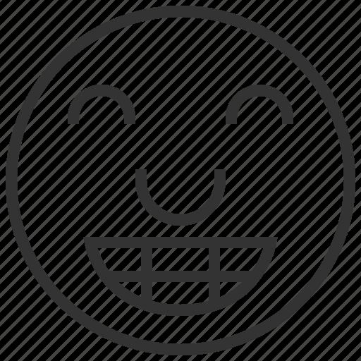 Cheeky, avatar, emoji, emoticon, emotion, smiley icon - Download on Iconfinder