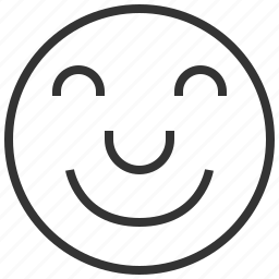 avatar, cheerful, emotion, positive, smiley icon