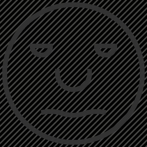 avatar, cartoon, emoji, emotion, unhappy icon